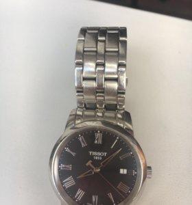 Мужские часы Tissot T033410B. Б/у 2010 г.