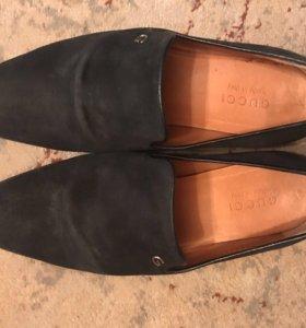 Настоящие туфли Gussi