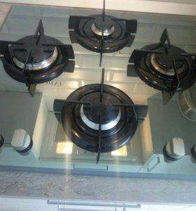 Кухонная плита hotpoint ariston