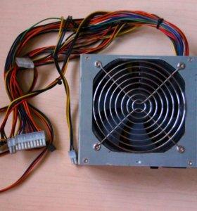 Блок питания компьютера PowerMan 350W б/у
