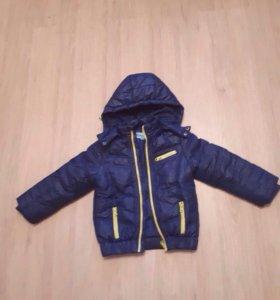 Куртка на мальчика рост98-104
