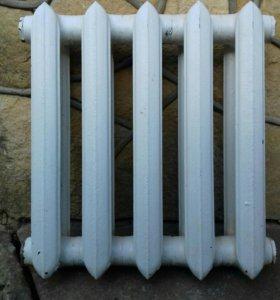 Радиаторы отопления чугунные и стальные