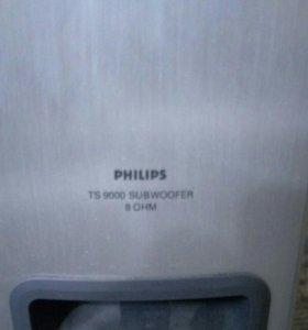 Шикарные колонки Philips.