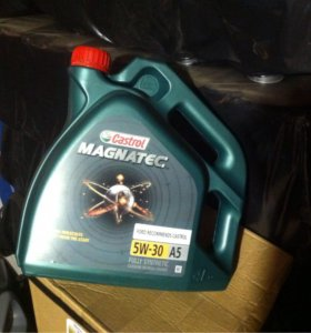 Castrol magnatec 5w30 4л моторное масло