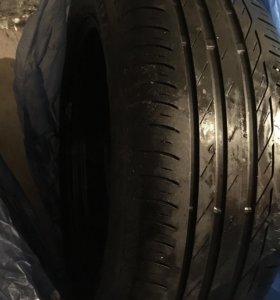 """4 шт Bridgestone Turanza t001 с 16"""" дисками на Wol"""