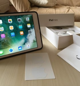 iPad mini 2 retina 32 GB 4G Cellular Silver Серебр