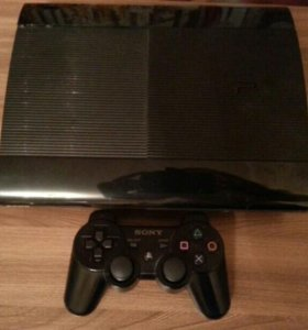 PlayStation 3 Super Slim 500гб
