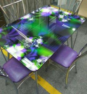 Столы с фотопечатью