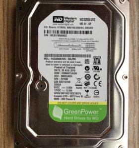 Жёсткий диск 320 GB