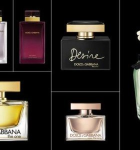 D&G парфюм