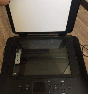 Принтер Canon цветной