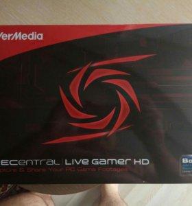 Avermedia live gamer HD