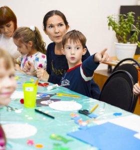 Развивающие мастер-классы для детей и их родителей