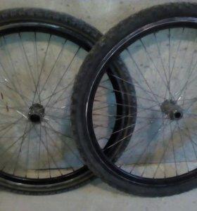 """Колеса на велосипед ,,26"""""""