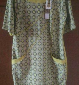 Платье новое, 48-50 размер
