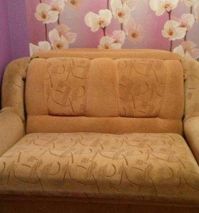 СРОЧНО!Продам диван в съёмную квартиру или на дачу