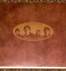 The Beatles - Love Songs издание 1977