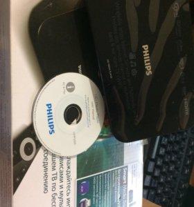 HD медиа проигрыватель Philips HMP 5000