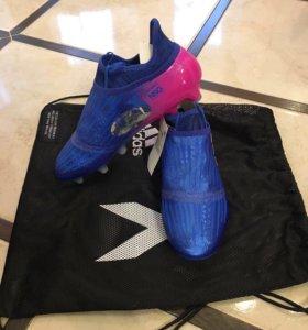 Adidas бутсы X 16+ Purechaos Fg