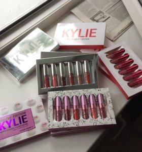 Матовые блески Kylie!