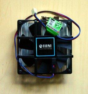 Кулер для процессора Titan DC-K8K925Z/N/CU35