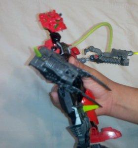 Робот лего (Фабрика героев)