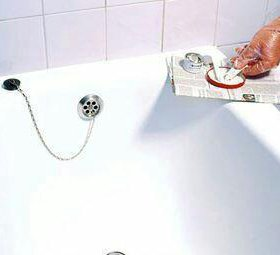 Реставрация ванн березовая роща