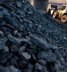 Уголь каменный для отопление и печи