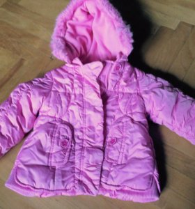 Куртка 86 размер