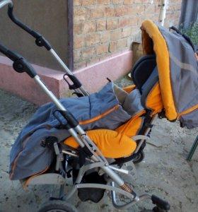 Коляска для детей-инвалидов