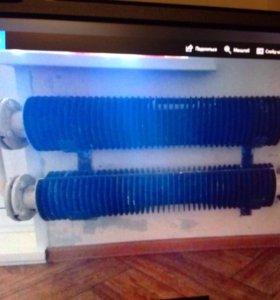 Радиатор отопления для гаража чугунный