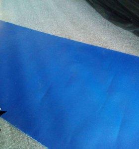 Тентовое покрытие для спортзала синее