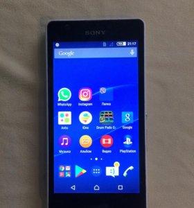 Телефон Sony ZR б/у