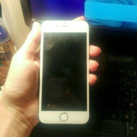 IPhone 6S gold 16