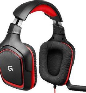 Гарнитура Logitech PC Headset G230
