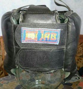 Борцовский шлем тренировочный