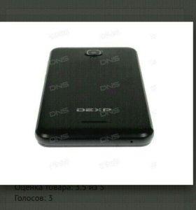 Телефон DEXP ixion E345