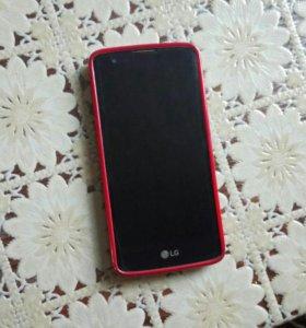 Телефон Lg k8.