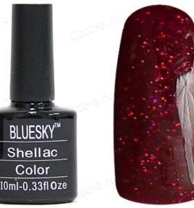 Shellac BLUESKY серия HZ №10.