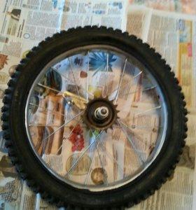 Колеса для детского велосипеда 16*2,126