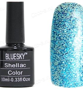 Shellac BLUESKY серия LZ №1.