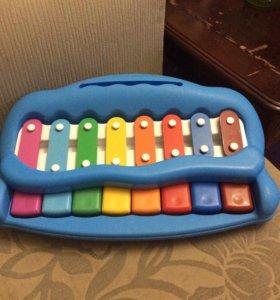 Ксилофон пианино Simba