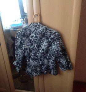 Пиджак хб приталенный 42-44