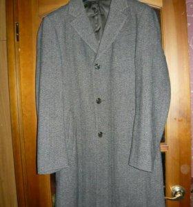 Продам мужское пальто р. 50-52