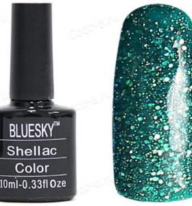 Shellac BLUESKY серия LZ №6.