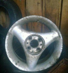 Колеса с литьем