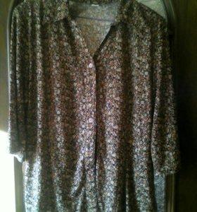 Блузка 50 размера
