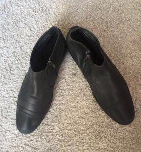 Ботинки мужские р.44