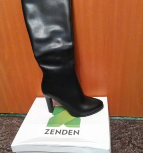 Новые сапоги Zenden