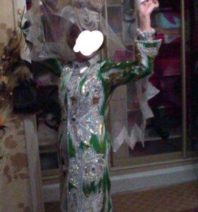Узбекский Свадебный костюм